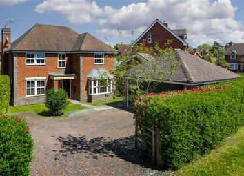 Thumbnail 4 bed detached house for sale in Hendon Grove, Epsom, Surrey