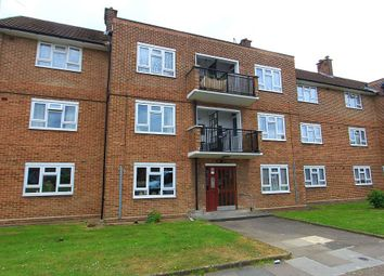 Thumbnail 2 bed flat to rent in Broadhurst Walk, Rainham, London
