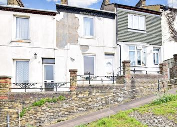 Thumbnail 2 bed terraced house for sale in Sidney Road, Rochester, Kent