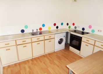 Thumbnail 1 bed flat to rent in Church Street, Abertillery
