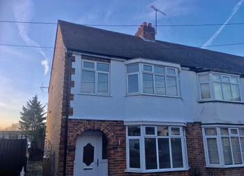 Thumbnail 3 bed end terrace house to rent in Garden Road, Dunstable