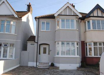 Oakhurst Road, Southend-On-Sea SS2. 3 bed semi-detached house