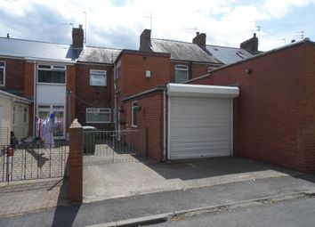 Thumbnail 2 bed terraced house for sale in Park Terrace Willington, Crook, Crook