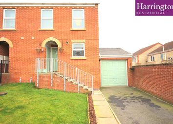 Thumbnail 3 bedroom property for sale in Esh Wood View, Ushaw Moor, Durham