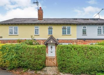 Thumbnail 2 bed terraced house for sale in School Lane, Washington, Pulborough, West Sussex