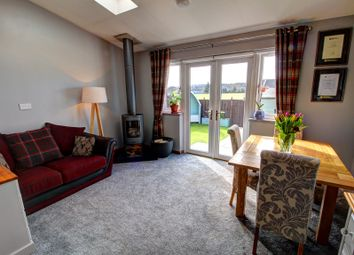Thumbnail 4 bedroom detached house for sale in Millfield Avenue, Inverurie