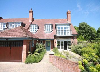 Thumbnail 4 bed end terrace house to rent in Goldings Private Estate, Hertford, Hertfordshire.