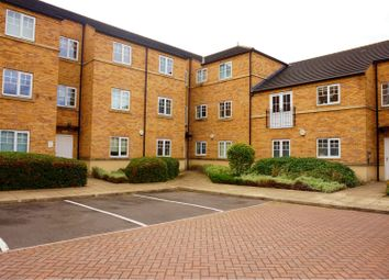 Thumbnail 2 bed flat for sale in Russet House Birch Close, York
