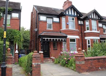 Thumbnail 5 bed semi-detached house for sale in Brunswick Road, Withington, Manchester