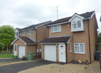 Thumbnail 3 bed detached house to rent in Pinery Road, Barnwood, Gloucester