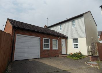 Thumbnail 4 bed detached house to rent in Nightingale Mews, Saffron Walden, Essex