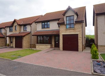 Thumbnail 4 bed detached house for sale in Gavins Lee, Tranent
