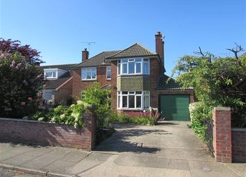 Thumbnail 3 bed detached house for sale in Valley Road, Ipswich