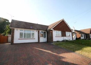Long Meadow, Chesham HP5. 2 bed semi-detached bungalow