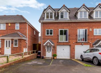 Thumbnail 4 bed town house for sale in Swallow Court, Morecambe, Lancashire