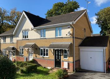 Thumbnail 3 bed semi-detached house to rent in Byron Way, Killay, Swansea
