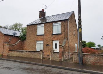 Thumbnail 3 bed detached house for sale in Town Street, Upwell, Wisbech