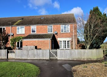 Thumbnail 3 bed end terrace house for sale in Biss Close, Upton Scudamore, Nr Westbury