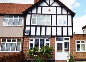 Thumbnail 4 bed end terrace house to rent in Caldbeck Avenue, Worcester Park