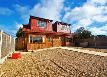 Thumbnail 2 bed semi-detached house for sale in Gordon Road, Westwood, Margate