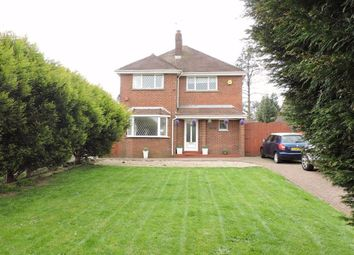 Thumbnail 3 bed detached house for sale in Llangyfelach Road, Treboeth, Swansea