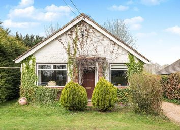 Thumbnail 4 bed bungalow for sale in Station Road, Grateley, Andover
