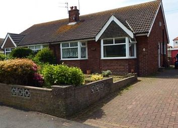 Thumbnail 2 bed bungalow to rent in Neville Avenue, Blackpool