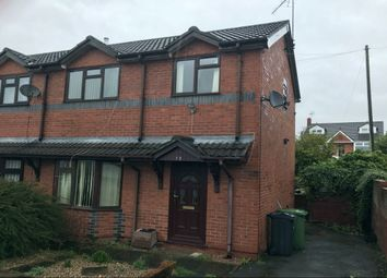 Thumbnail 3 bed semi-detached house for sale in Station Road, Winsford