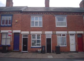 Thumbnail 3 bedroom terraced house to rent in Bulwer Road, Leicester