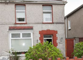 Thumbnail 3 bed semi-detached house for sale in Gordon Road, Llanelli, Carmarthenshire