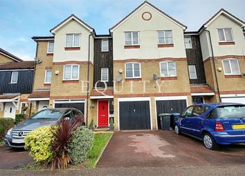 Thumbnail 3 bedroom town house for sale in Manton Road, Enfield