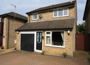 Thumbnail Detached house for sale in Lindisfarne Drive, Kettering