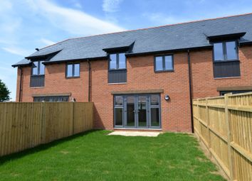 Thumbnail 3 bed terraced house for sale in Greenwood Close, New Milton, Hampshire