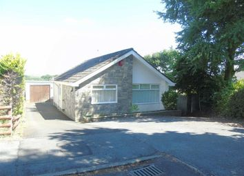 Thumbnail 2 bed detached bungalow for sale in Erw Non, Llannon, Llanelli