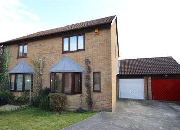 Thumbnail 3 bed semi-detached house for sale in Boursland Close, Bradley Stoke, Bristol