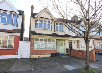 Thumbnail 3 bed end terrace house for sale in Kent View Gardens, Seven Kings, Essex