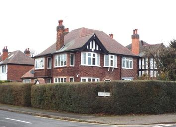 Thumbnail 4 bed detached house for sale in Bramcote Lane, Wollaton, Nottingham, Nottinghamshire