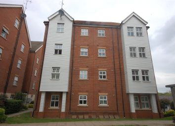Thumbnail 1 bed flat for sale in Faraday Court, Bessemer Close, Basildon, Essex