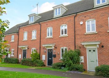 Thumbnail 3 bed terraced house for sale in Banks Crescent, Stamford, Lincolnshire