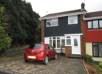 Thumbnail 3 bedroom semi-detached house for sale in Highlands, Royton, Oldham