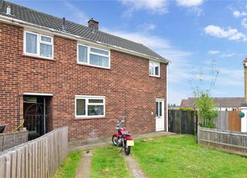 Thumbnail 3 bed end terrace house for sale in Sedge Crescent, Walderslade, Chatham, Kent
