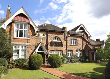 Thumbnail 3 bed flat for sale in Glencairn House, 70 Ridgway, Wimbledon