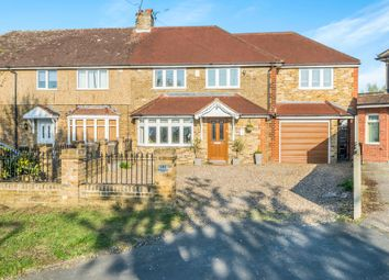 Thumbnail 5 bedroom semi-detached house for sale in St Margarets Road, Stanstead Abbotts, Ware