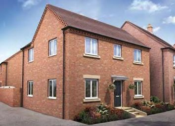"Thumbnail 4 bed detached house for sale in ""The Chatsworth"" at Darrall Road, Lawley Village, Telford"
