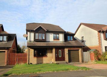 Thumbnail 4 bedroom detached house for sale in Rosa Burn Avenue, East Kilbride, Glasgow