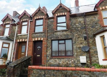 Thumbnail 3 bed terraced house for sale in Milford Road, Haverfordwest, Pembrokeshire
