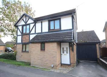 Thumbnail 3 bed detached house for sale in Measham Way, Lower Earley, Reading