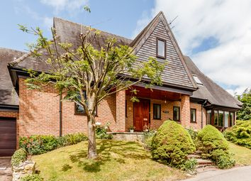 Thumbnail 4 bed detached house for sale in Mill Lane, Pavenham, Bedford