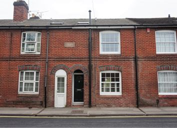 Thumbnail 3 bed terraced house for sale in Bar End Road, Winchester