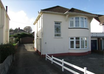 Thumbnail 3 bed detached house for sale in Chestnut Road, Cimla, Neath, West Glamorgan